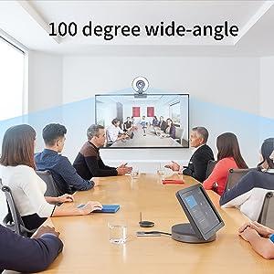 webcam with light 1080P