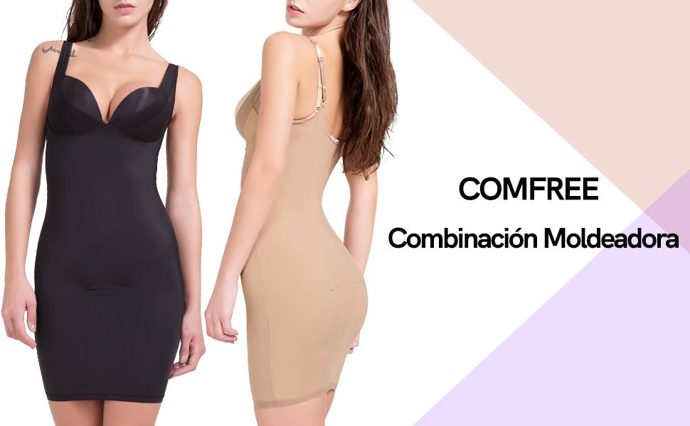 COMFREE Combinación Moldeadora Body Shaper Braguitas Moldeadoras ...