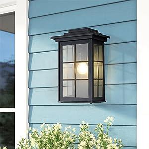 exterior porch light fixtures outdoor wall sconce