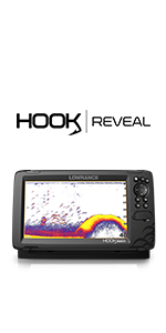 lowrance reveal fish finder