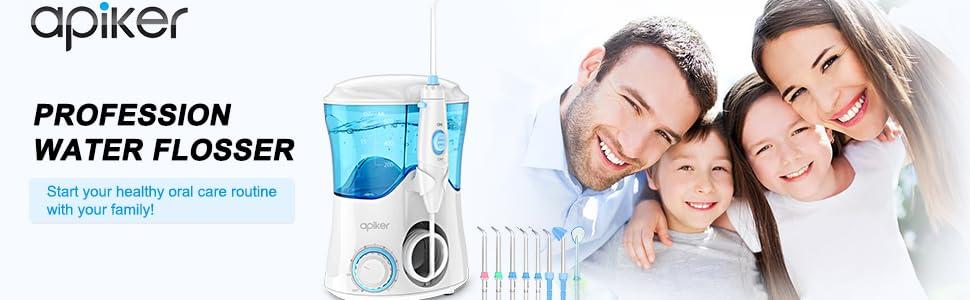 hilo dental de agua