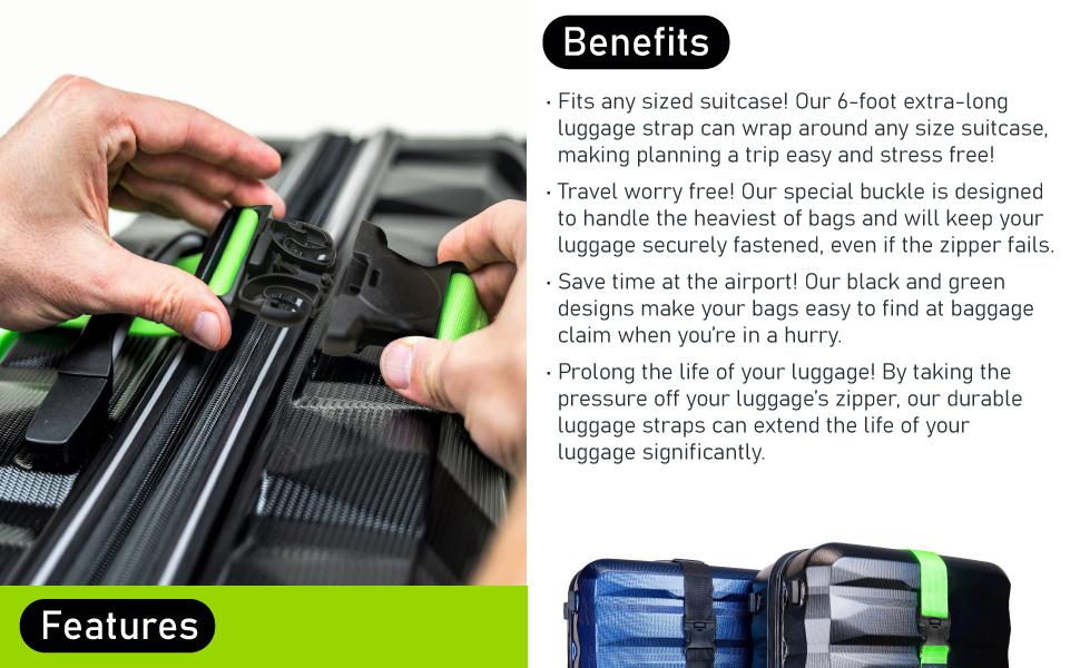 luggage strap travel