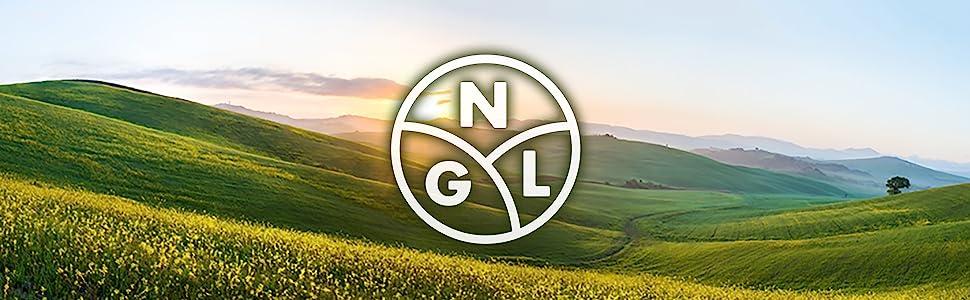 Nutrition Greenlife NGL Logo