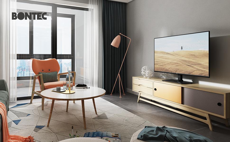 1 domowy stojak na telewizor