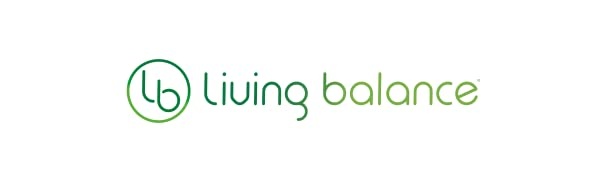 living balance compostable sustainable green small business progressive gradient earth conscious