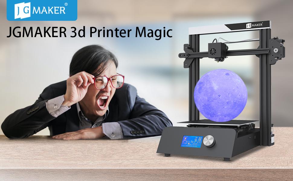 JG MAKER MAGIC 3d printer diy kit