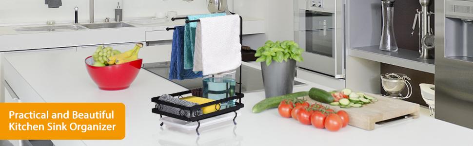 sponge holder for sink