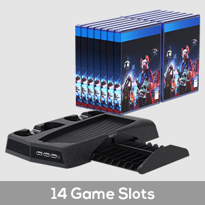 ps5 controller charger station