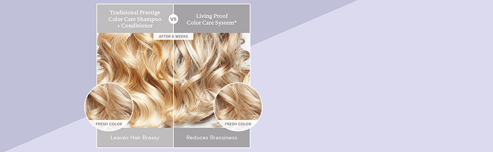 living proof, color care, haircare