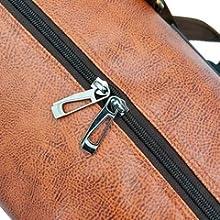Crinds duffel high quality strong zipper