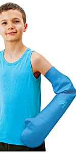Child Full Arm Waterproof Cast Covers