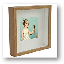 3D box picture,white picture frame,photo frame onlone, duble photo frame, A4 frame, passepartout