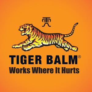 tiger balm, logo, patches