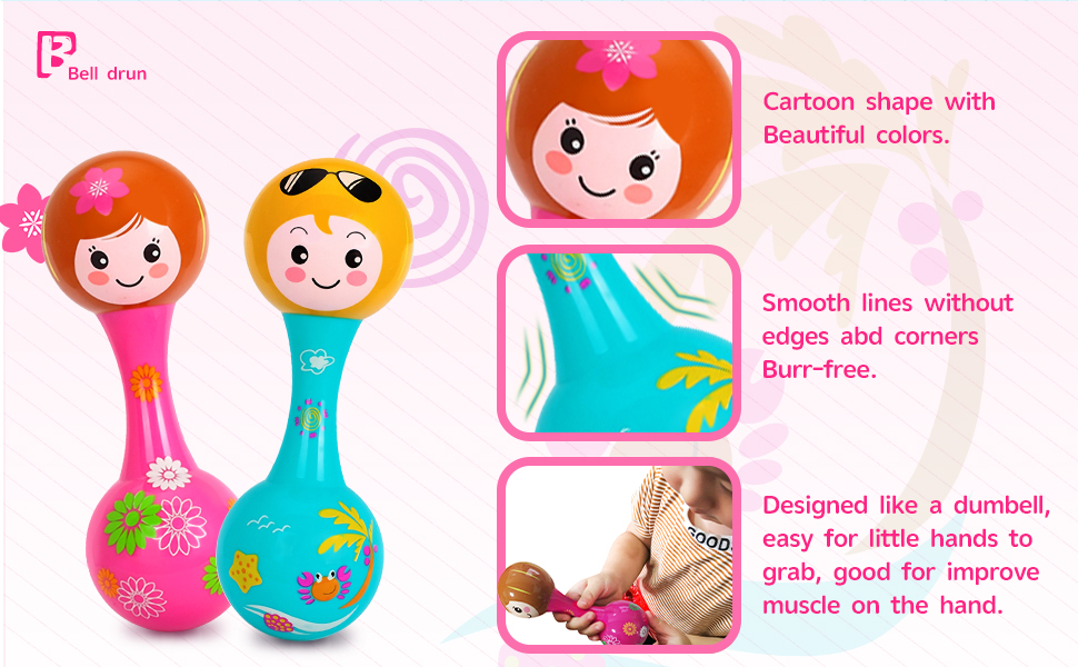 EastSun Baby Musical Instruments Set