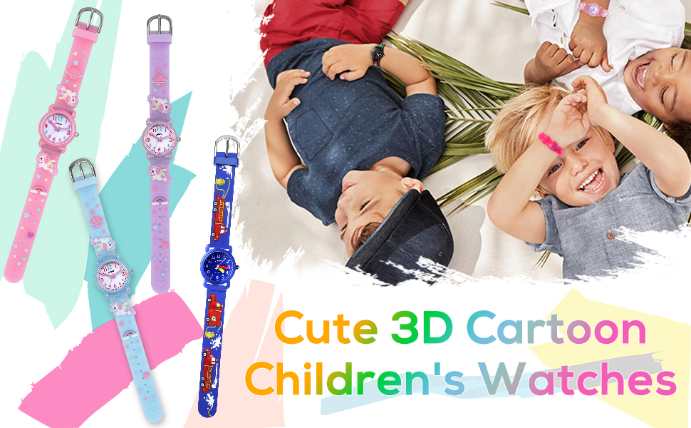 orologio bambino
