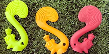 Squirrel Chew Toy for teething babies 6M+