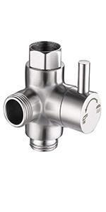 shower diverter valve