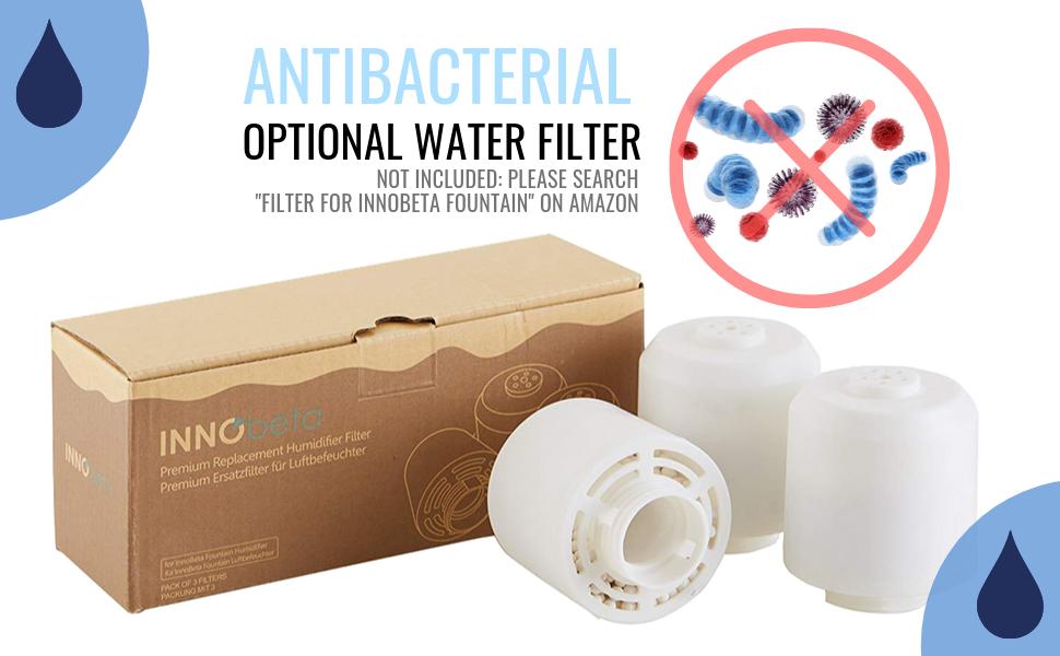 optional filter