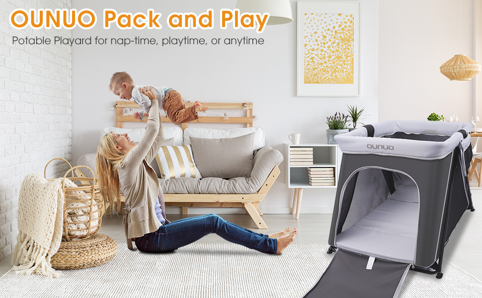pack and play