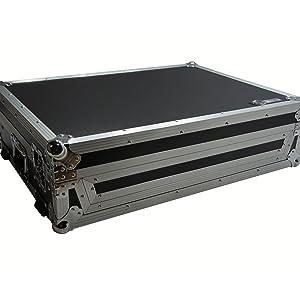 Harmony HCMCX9000LT Flight Glide Laptop Stand DJ Custom Case for Denon Prime 4