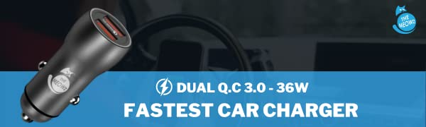 Fastest car charger