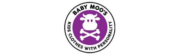 Baby Moo's Funky Baby & Kids Clothes