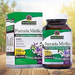 PUERARIA MIRIFICA extract, PUERARIA MIRIFICA herb, PUERARIA MIRIFICA oil, PUERARIA MIRIFICA capsules