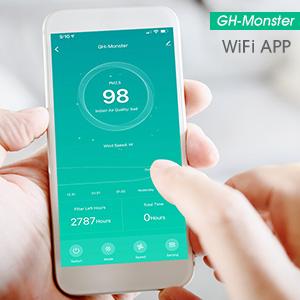 Smart Wi-Fi App Control