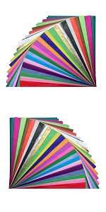 Summer Freeze Print Tissue Paper 500x750mm Multi Listing