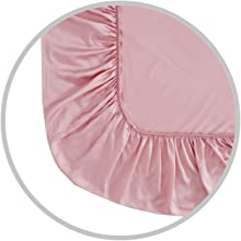 all around elastic fitted sheet lyocell bamboo