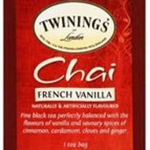 French Vanilla Chai Tea