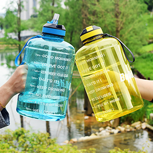 one gallon water bottle