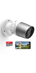 Flashandfocus.com 92d50d49-2fe7-420a-8b34-b2680e98a517.__CR0,0,150,300_PT0_SX150_V1___ Indoor Home Security Camera with 32GB SD Card-Arenti IN1 1080P Full HD, 2.4G WiFi, Night Vision, Two Way Audio, Motion…