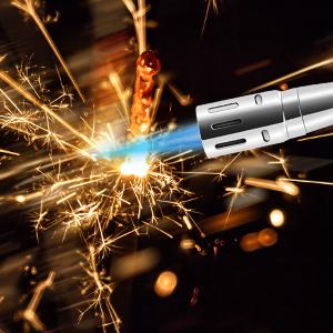 butane lighter candle torch flexible adjustable