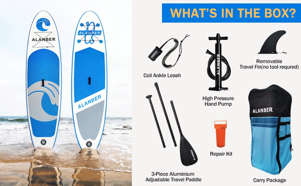 standup paddle board inflatable