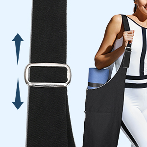 Yoga Bags Carriers Adjustable Yoga Strap Yoga Gear Accessories Fit Most Siz