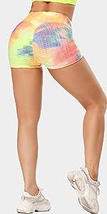 Pantaloncini Sportivi Fitness Donna Shorts