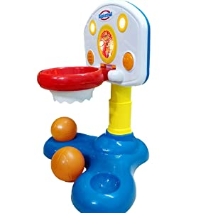 Click to open expanded view Toyshine Basketball Hoop for Kids Toddler