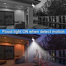 floodlight camera, floodlight security camera, flood light, home security camera system