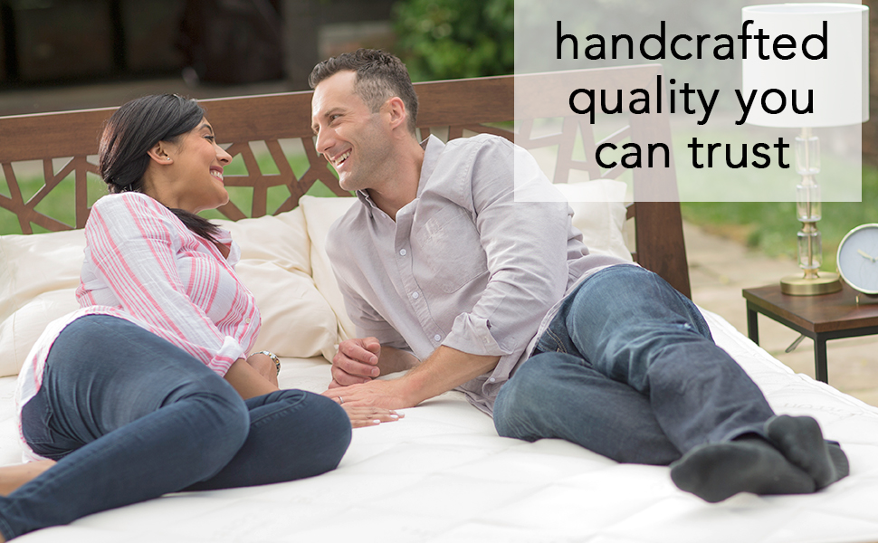 Handcrafted quality you can trust