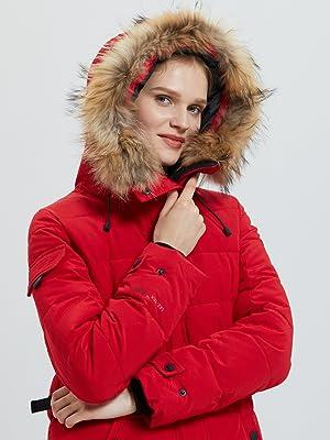 tiger force women coat