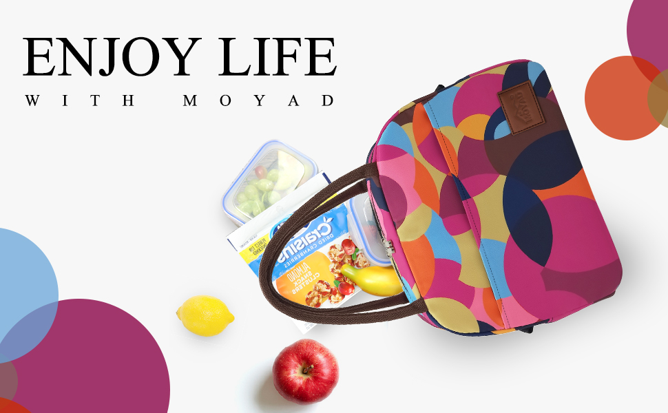 moyad lunch bag bring you healthy lifestyle