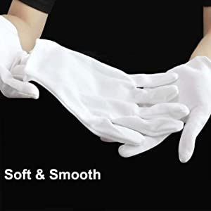 cotton gloves for protection cotton gloves for dry hands liners cotton gloves for eczema hand gloves