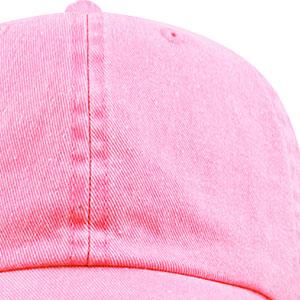 SunHinanime Vintage Pig Casquetteclassic Unisex Baseball Cap Adjustable Washed Dyed Cotton Ball Hat Black