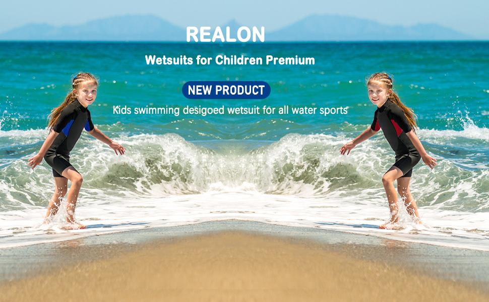 REALON KIDS WETSUIT