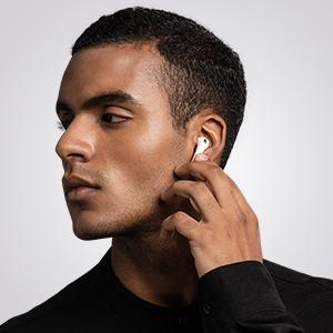Écouteurs sans Fil Bluetooth avec réduction de Bruit