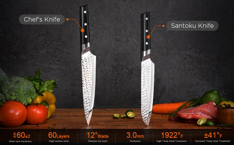 Chefs knife 8 inch