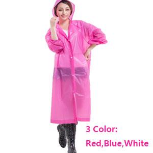 girl rain poncho