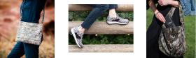 CoFi Printed Leather Sneakers