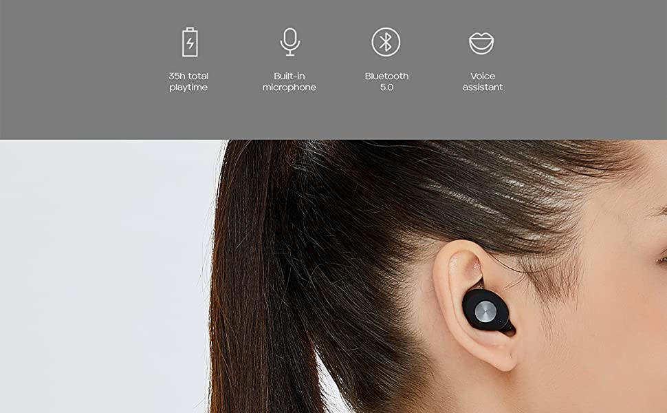Sudio Tolv Features, Microphone, Bluetooth 5.0, Voice Assistant